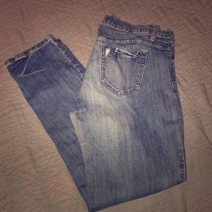 Super cute and comfy skinny jeans
